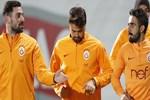 Galatasaray sahada başladı, salonda bitirdi!