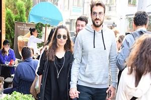 Gurur Aydoğan'ı evlilik heyecanı sardı