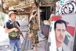 Halep'te çocuk vahşeti!