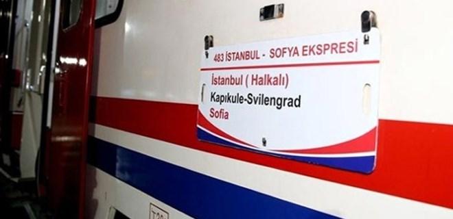İstanbul - Sofya treninde cinayet!