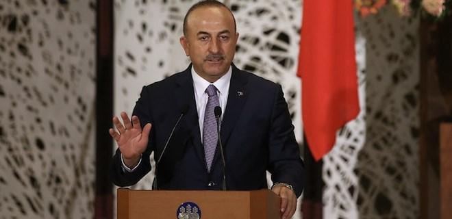 Dışişleri Bakanı Çavuşoğlu ABD'ye gidiyor