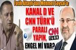 Fatih Altaylı, Mehmet Soysal'ın sözlerini yorumladı