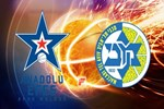 Anadolu Efes: 90 - Maccabi Fox Tel Aviv: 77