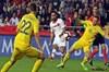 A Milli Futbol Takımı, Ukrayna ile Antalya'da yaptığı hazırlık maçında golsüz berabere kaldı.