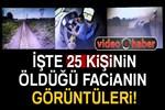 Çorlu'daki tren kazasının görüntüleri ortaya çıktı