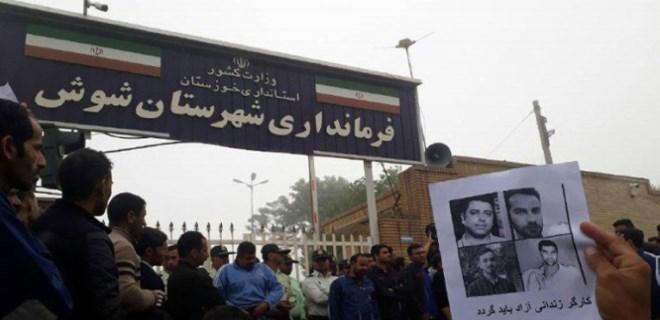 İran'da işçi ayaklanması büyüyor