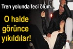 Aydın'da tren kazası: 1 ölü...