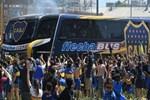 Copa Libertadores Kupa Finali öncesinde futbol terörü!