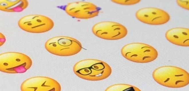 Duygu ve kelimelerin yerini emojiler aldı