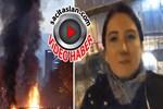 A Haber muhabirine Paris'te saldırı!