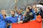 Trabzonspor galibiyet hasretine son verdi