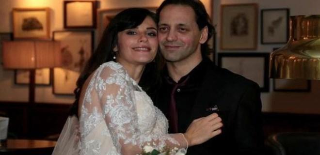 Kaan Tangöze ve Kıvılcım Ural evlendi
