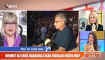 Yeşim Erbil'den Ece Erken'in sorusuna tepki