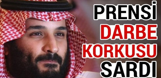 Riyad'da darbe korkusu!