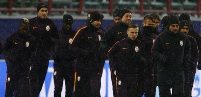 Galatasaray, Lokomotiv Moskova'nın misafiri