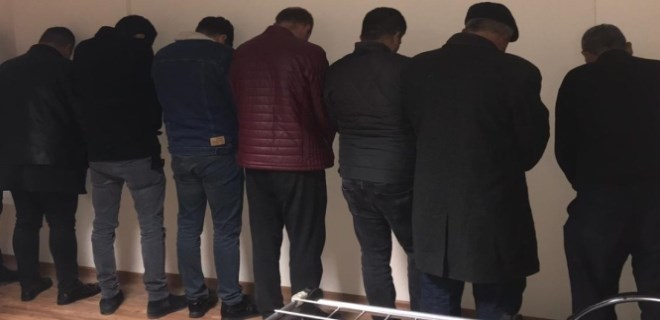 Ankara'da fuhuş operasyonu!
