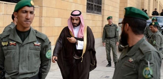 Prens Selman gözaltına alınabilir!