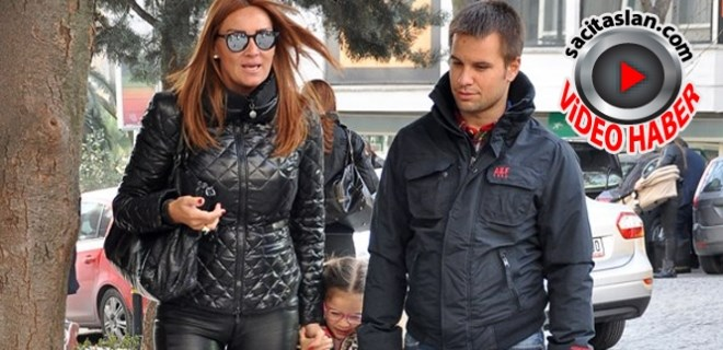Pınar Altuğ'un korku dolu anları!