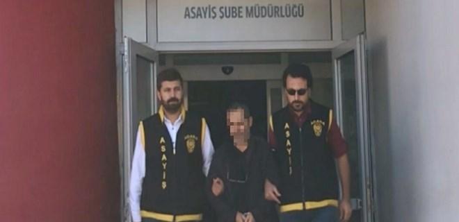 36 yıl hapis cezasıyla aranan hükümlü yakalandı