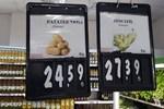 Şok!.. Bir kilo patates 25 lira!