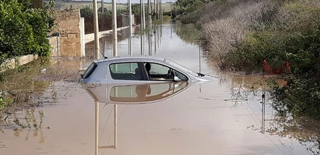 Sel felaketi, İtalya'da can aldı!