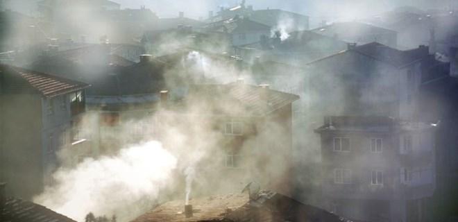 Hava kirliliği kanseri tetikliyor