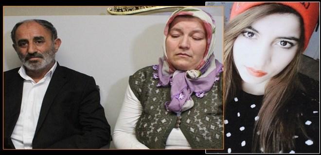 Talihsiz Zehra'nın ailesi adalet istiyor