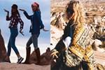 Alara Koçibey Kapadokya'ya hayran kaldı