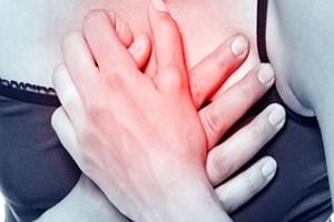 Kadın kalbi daha hassas