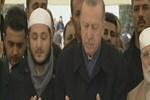 Cumhurbaşkanı Erdoğan, Abdullah Tivnikli'nin cenaze törenine katıldı