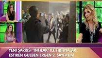 Gülben Ergen'den canlı yayında konuşulacak açıklamalar