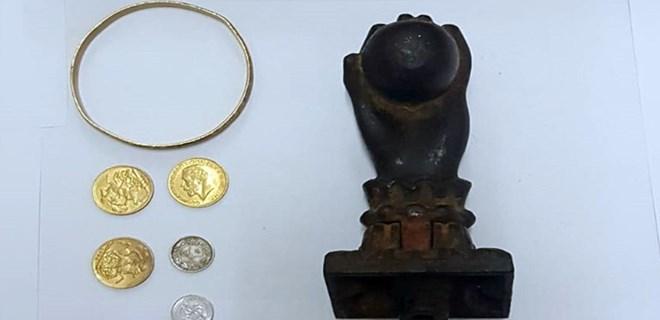 Amasya'da tarihi eser operasyonu!..
