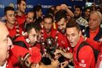 Ampute Futbol Milli Takımı'na 1 milyon TL ödül!