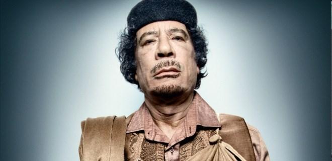 Kaddafi'nin dondurulan hesaplarıyla ilgili şok iddia!