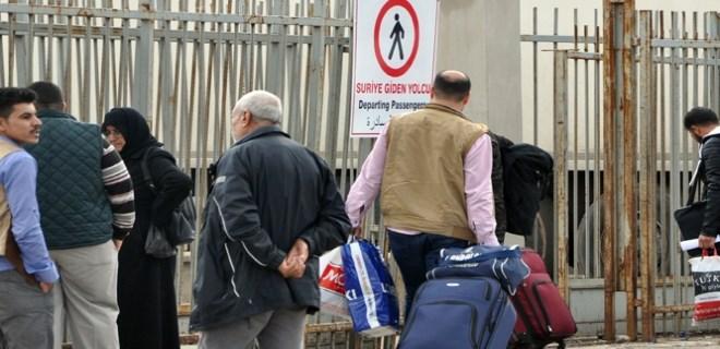 Suriyeliler için tarihi eve dönüş projesi