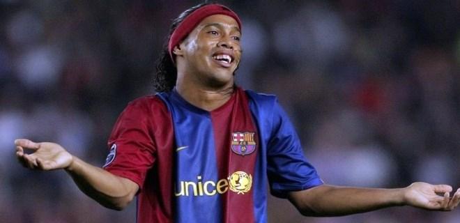 Ronaldinho'nun banka hesaplarından çıkan para şaşırttı!