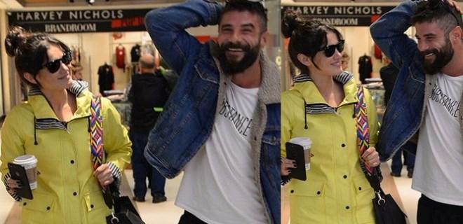 Pınar Deniz ile Berk Cankat aşk yaşıyor