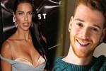 Sevgilileri Victoria's Secret defilesi ayırdı