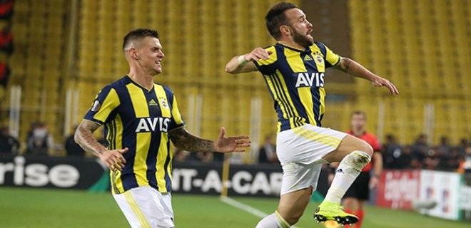 Kadıköy'de Valbuena şov!