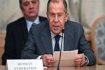"""Lavrov: """"DEAŞ Afganistan'ı köprü olarak kullanmayı amaçlıyor"""""""