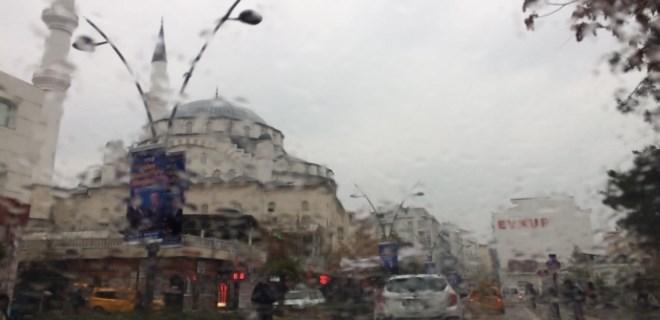 Yağış etkisini sürdürecek
