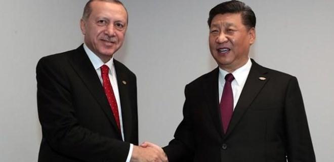 Cumhurbaşkanı Erdoğan ve Çin Devlet Başkanı Xi'den açıklamalar