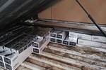 Van'da 3 bin 370 paket kaçak sigara ele geçirildi