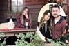 Ünlü teknik adam Fatih Terim'in kızı Buse Terim Bahçekapılı ile eşi Volkan Bahçekapılı, önceki gün...