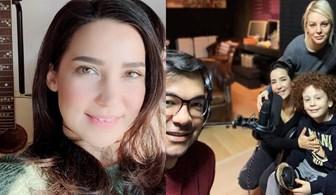 İpek Açar'dan aile boyu albüm
