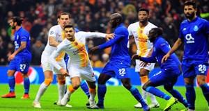 Galatasaray: 2 - Porto: 3