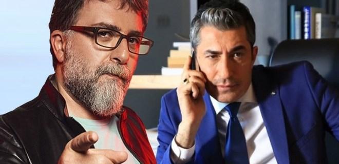 Ahmet Hakan'dan olay Erkan Petekkaya iddiası!