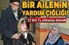 Sivas'ta maddi imkansızlıklar nedeniyle ameliyat olamayan crohn hastası çocuk ölümü bekliyor....