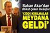 """Milli Savunma Bakanı Hulusi Akar, """"Kararlı mücadele sonucunda terör örgütünde çok ciddi bir..."""