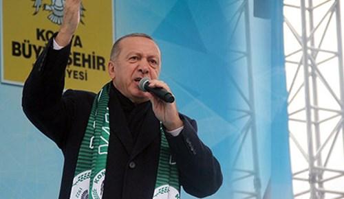 Cumhurbaşkanı Erdoğan'dan ünlü sunucuya sert sözler!